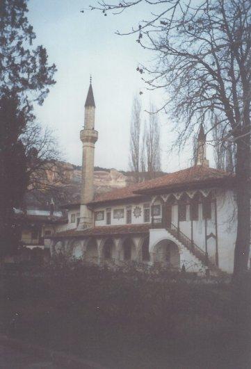 Crimea - Bakhcharary