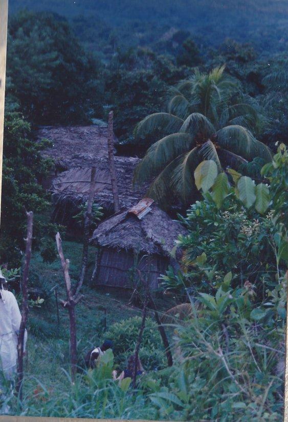 Livingston Garifuna Village