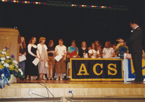 Academic Awards