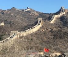 Great Wall near Badaling