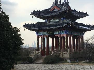 Boai Pavilion, Ming Xiaoling