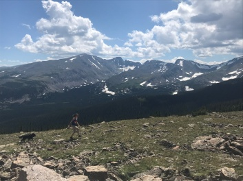 St Vrain Mountain